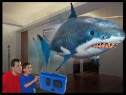 Air Swimmer Remote Control Inflatable Flying Shark